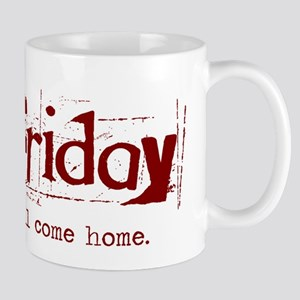 Red Friday [Ransom] Mug